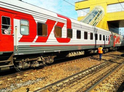 У витебского вокзала человек попал под поезд