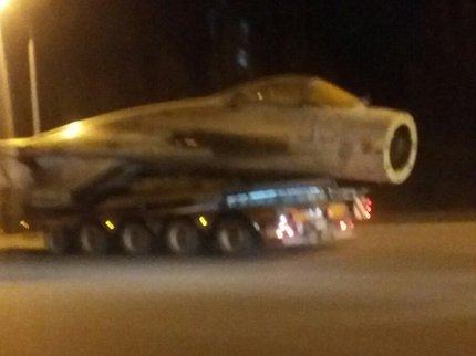 В парке Победы в Уфе установят Су-27